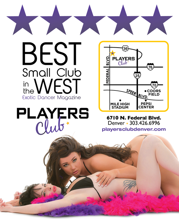 Denver Strip Club - Contest